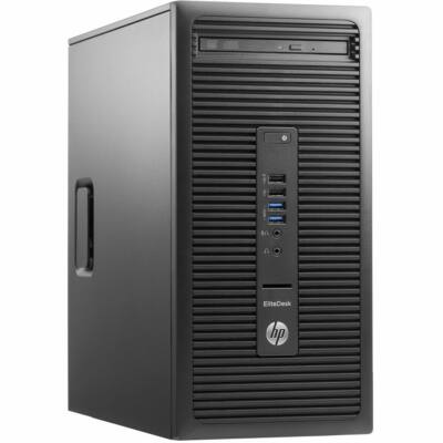 HP AMD 4. GEN A4 PRO-7300B 4,0Ghz CPU - 4GB DDR3 RAM PC (Játékokra is, HP ProDesk 705 G1)