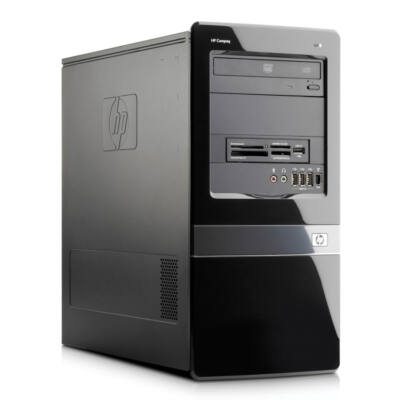HP Intel Core 2 Duo E6300 CPU - 4GB DDR2 PC (HP dx7500 Tower)