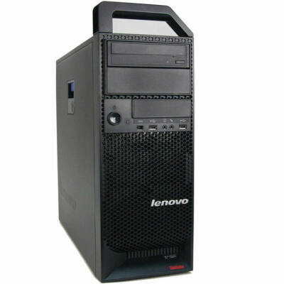 Lenovo Intel Core 2 Duo E6550 CPU - 2GB DDR3 RAM PC (Lenovo ThinkStation S10 Tower)