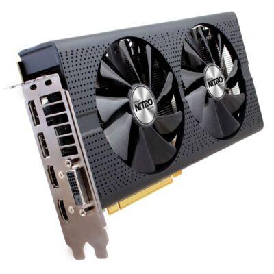 SAPPHIRE NITRO RX480 8GB DDR5 Videokártya