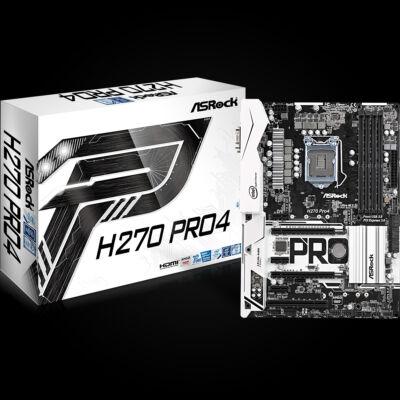 ASROCK H270 PRO4