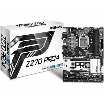 ASROCK Z270 PRO4