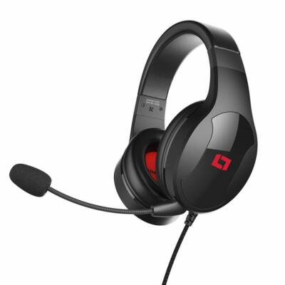 Lioncast LX20 Gaming Headset Black