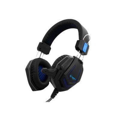 Rampage SN-R4 Gaming headset Black - Mikorfon Fülhallgató 68c4aa476c