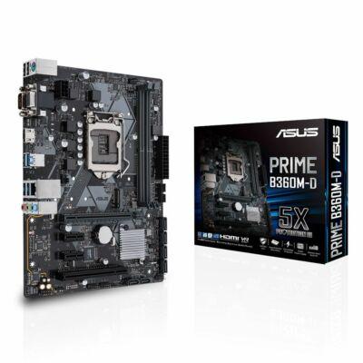 ASUS PRIME B360M-D