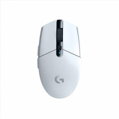 Logitech G305 Lightspeed Wireless Gamer mouse White
