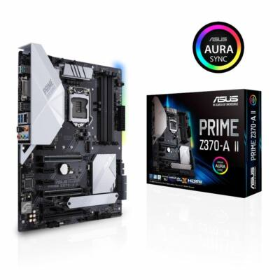 ASUS PRIME Z370-A II