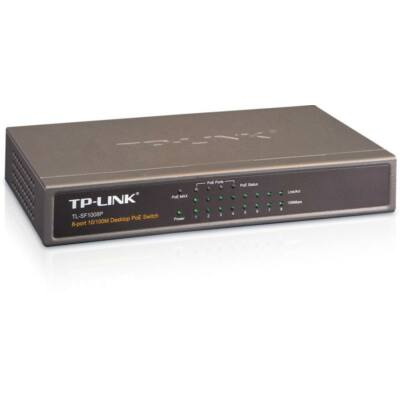 TP-Link TL-SF1008P POE Switch