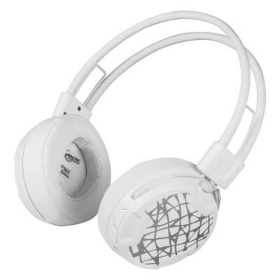 Arctic Sound P604 Bluetooth Headset White
