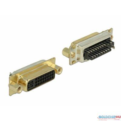 DeLock Connector DVI 24+5 female