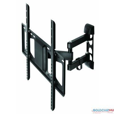 "ACME MTMM34 Full Motion TV wall mount, 32""–50"" (62–426mm) Black"