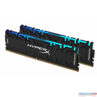 Kingston 16GB DDR4 4000MHz Kit(2x8GB) HyperX Predator XMP RGB