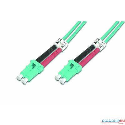 Digitus Professional Fiber Optic Multimode Patch Cord 3mm LC/LC 5m