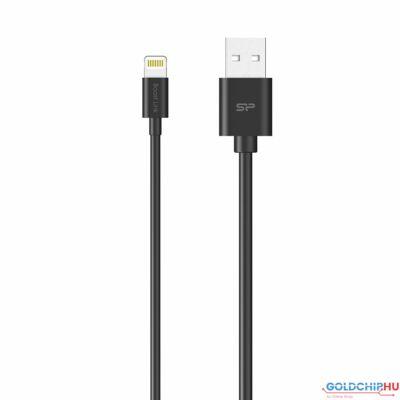 Silicon Power LK10AL USB to Lightning 1m Black