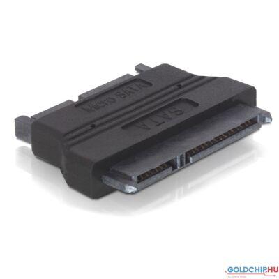 DeLock Adapter Micro SATA 16 pin > SATA 22 pin