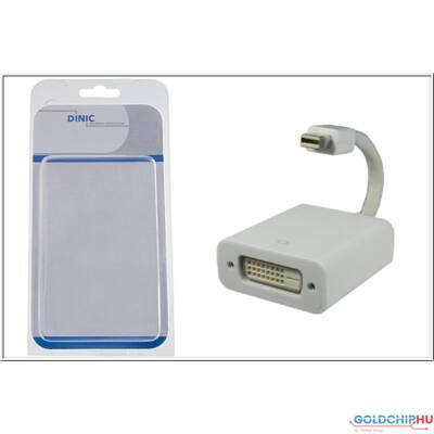 Dinic mini DisplayPort - DVI-D (Dual Link) Adapter