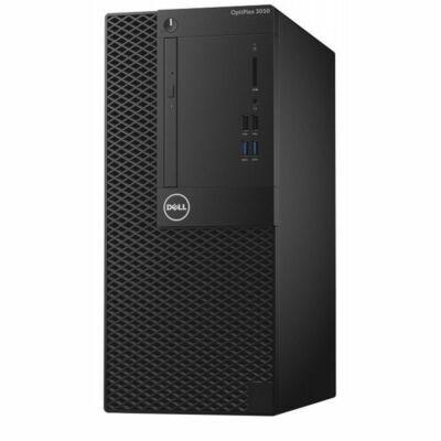 Új Dell OptiPlex 3050 Tower Számítógép (Core i5-7500, 8GB DDR4, 256GB SSD, USB 3.0)