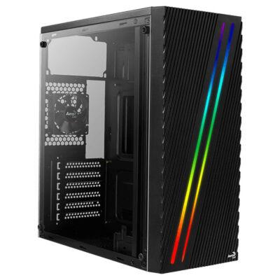 Új Gamer AMD Ryzen 3 1200 AM4 3,4GHz - 4GB DDR4 RAM - Sapphire RX 570 8GB DDR5 VGA PC