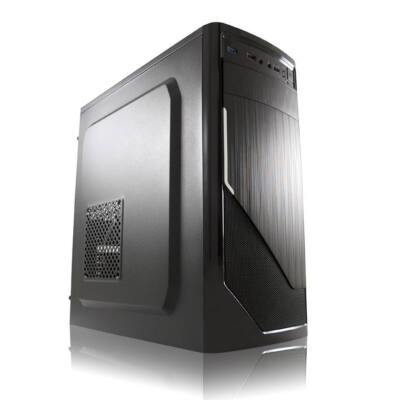 Új 9. Generációs Intel Core i5-9400F 4,1Ghz CPU - 4GB DDR4 RAM, XFX RX470 8GB DDR5 PC