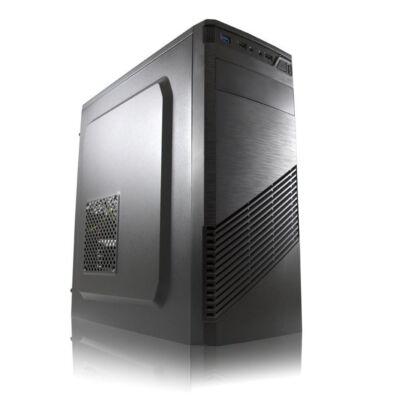 Új Intel Core i3-9100F 4,2Ghz CPU - 4GB DDR4 RAM - XFX RX 580 8GB DDR5 VGA PC