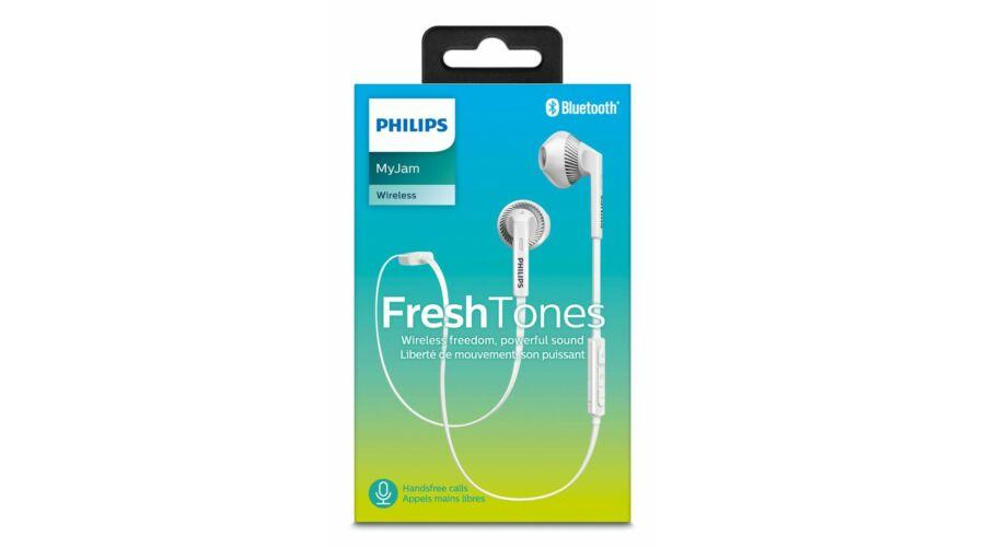 Philips SHB5250WT Bluetooth Headset White - Mikorfon Fülhallgató 217c715fa8