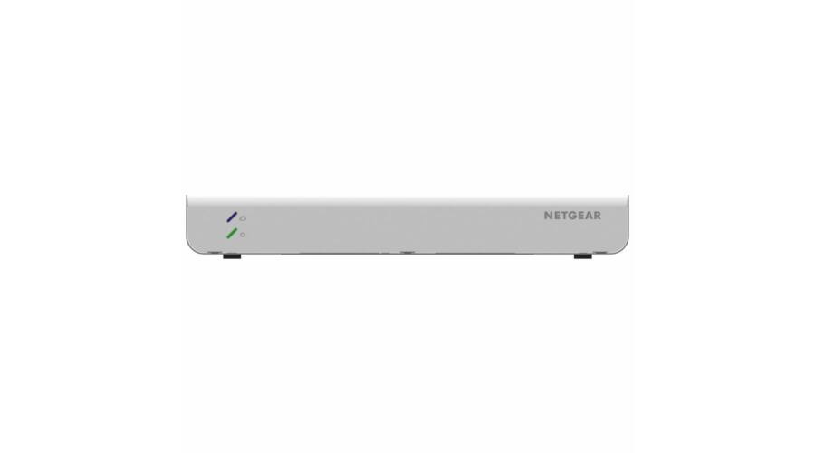 Netgear GC110P-8 Port Gigabit Ethernet PoE Insight App Managed Smart Cloud  Switch
